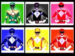 fan art original 6 power rangers 2 rangergallery