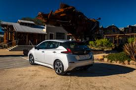 nissan be 1 the all new 2018 nissan leaf driven ars technica