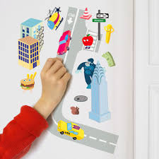 omy new york wall stickers