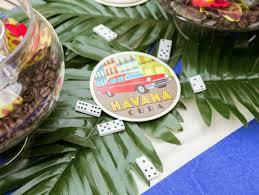 throw a cuban themed party