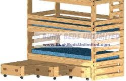 Plans For Bunk Beds Free by Free Bunk Bed Plans