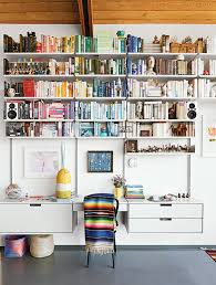 606 Universal Shelving System by A Midcentury Home Keeps The History Alive Photo 5 Of 10 Dwell