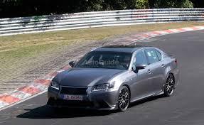 lexus gs f horsepower lexus gs f to arrive in 2016 with 500 hp autoguide com