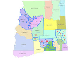 Map Of Washington State Counties by Outdoor Burning Agricultural