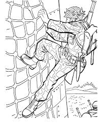 free printable army coloring pages kids