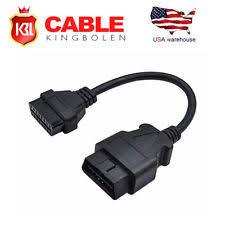 automotive diagnostic connectors adapters u0026 parts ebay