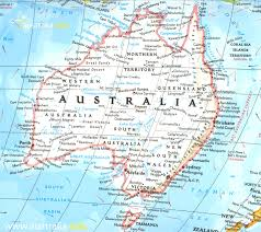 Ucsd Maps Full Map Of Australia All World Maps