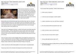 collection of solutions english comprehension worksheets for grade