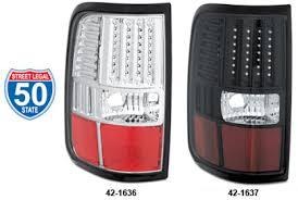 2004 f150 tail lights led tail light sets styleside 2004 08 ford f150 lmc truck
