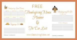 printable thanksgiving menus happy thanksgiving
