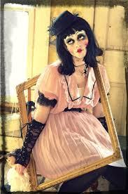 Halloween Costumes Broken Doll Creepy Creepy Baby Dolls U2026