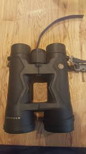 Great Knockers Wts Leupold Mojave 12x50 Binos And Kuiu Binos Harness Xl Grey