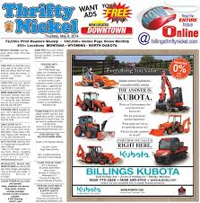 thrifty nickel may 8 by billings gazette issuu