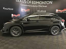 lexus rx edmonton new 2017 lexus rx 350 4 door sport utility in edmonton ab l13848