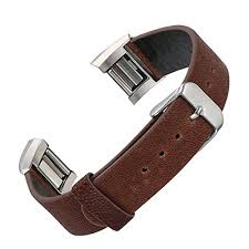 amazon fitbit charge black friday bayite leather bands for fitbit charge 2 coffee brown ba https