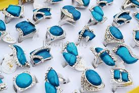 natural stone necklace wholesale images 2018 antique indian jewellery rings large cz rhinestone turquoise jpg