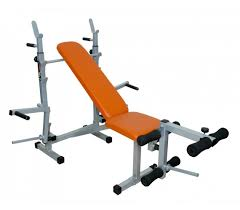 bench press 100kg kg body maxx complete home gym set lifeline multi purpose bench
