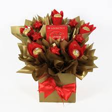 chocolate flowers indulgence tasmanian chocolate bouquets