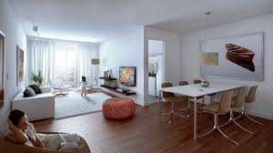 dining room and living room together home decoration ideas