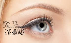 How To Do Eyebrow Perfect Eyebrows Sculpting Filling In For Thin Sparse Eyebrows