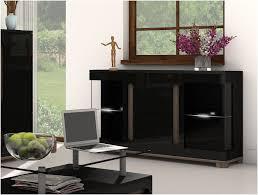 Black Gloss Sideboards Sideboards Interesting Sideboard With Glass Doors Sideboard With