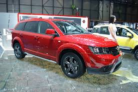 Fiat Freemont Cross Is Italy U0027s Dodge Journey Crossroad Autotribute