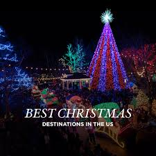 15 best places to celebrate christmas in the us local adventurer