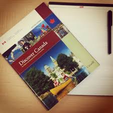 discover canada study guide citizenship challenge