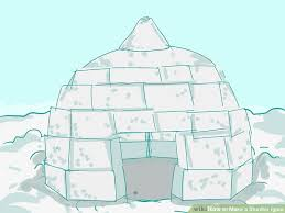 igloo how to make a sturdier igloo 11 steps with pictures wikihow