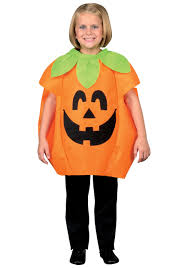 Little Monster Costumes For Halloween by Pumpkin Halloween Costume Child Little Pumpkin Costume
