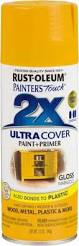 rust oleum yellow color paint mscdirect com