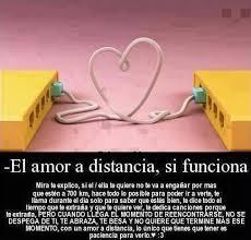 imagenes de un amor a larga distancia amor a distancia amor pinterest amor frases y frases de amor