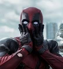 Deadpool Meme Generator - shocked deadpool meme generator