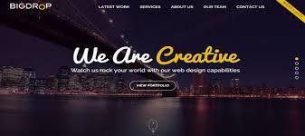 website homepage design 20 of the best website homepage design exles