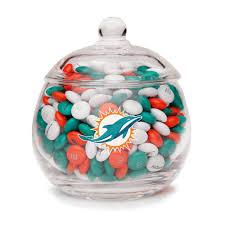 nfl glass bowl miami dolphins miami dolphins nfl team