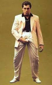 Meme John Travolta - travolta grabbing his dick