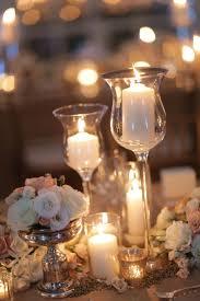 candle centerpieces wedding engaging wedding centerpiece then modwedding pink flower table
