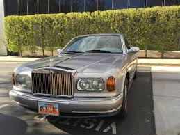 roll royce silver 1999 rolls royce silver seraph for sale 1835756 hemmings motor news