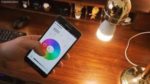 light bulbs controlled by iphone easybulb plus iphone and android controlled light bulb with voice