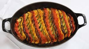 recette de cuisine été tian de légumes d été recette par stéphane décotterd