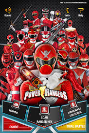 power rangers key scanner android apps google play