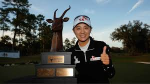 Matthew Coates by In The Winners Circle With Na Yeon Choi 2015 Coates Golf