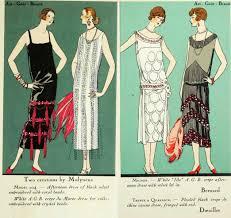 art goût beauté u2013 stunning 1920s fashion magazine online