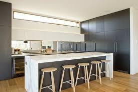 cuisine contemporaine en bois cuisine contemporaine bois en photo