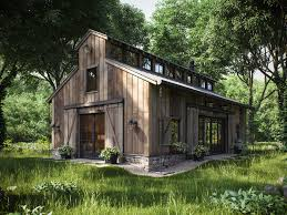 Barn Shop Plans Cgarchitect Professional 3d Architectural Visualization User