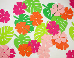 luau table centerpieces luau party decor etsy