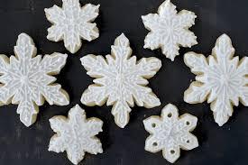 snowflake sugar cookies classic sugar cookies winter cookies sugar cookies