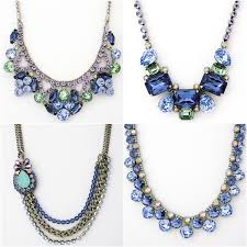 new necklace styles images New sorrelli jewelry for spring lavender mint and lemon zest jpg