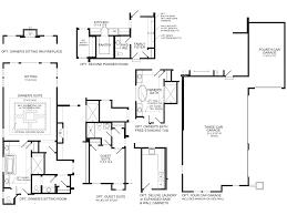crestview new floorplan in zionsville in fischer homes