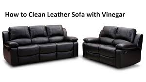 how to clean sofa at home how to clean leather sofa with vinegar a blog to home